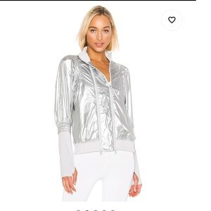 Adidas by Stella McCartney Metallic Jacket